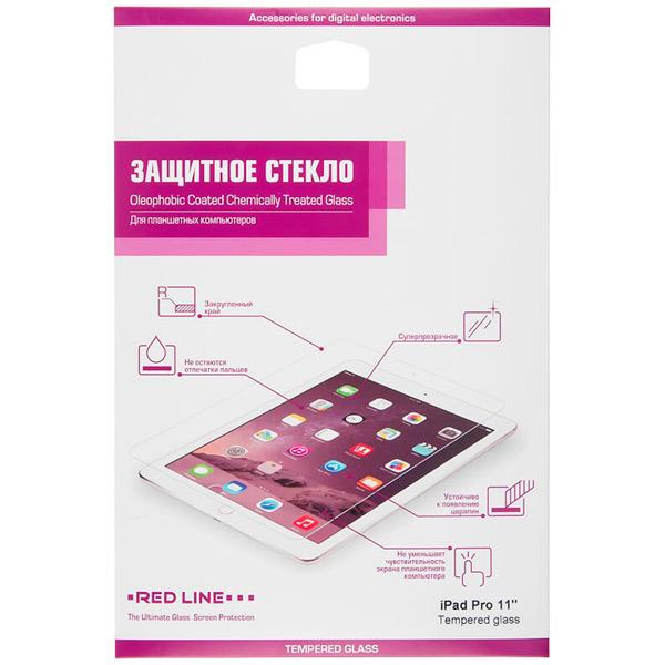 Защитное стекло для iPad Red Line