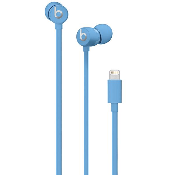 Наушники внутриканальные Beats — urBeats3 with Lightning Blue