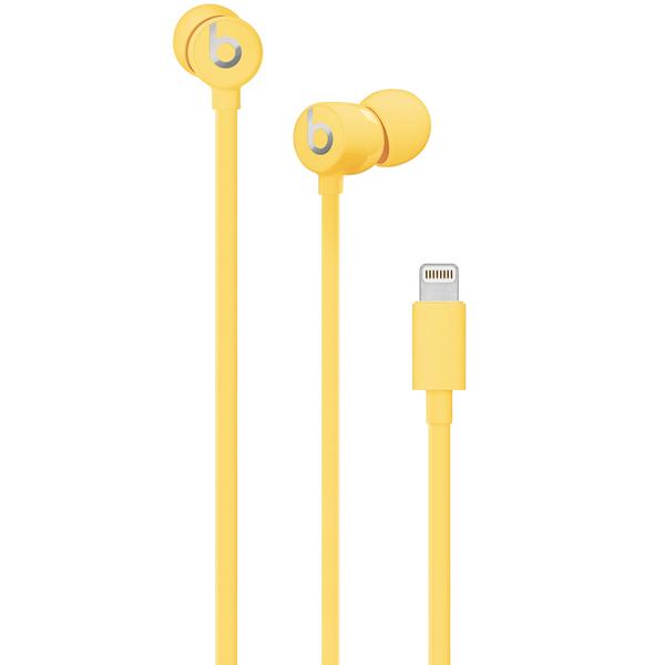 Наушники внутриканальные Beats — urBeats3 with Lightning Yellow