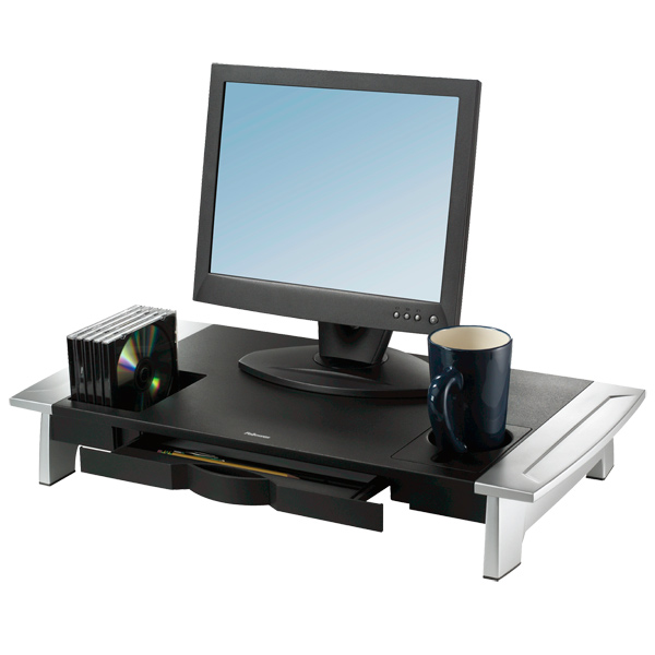 Подставка под монитор Fellowes PREMIUM MONITOR RISER (CRC80310)