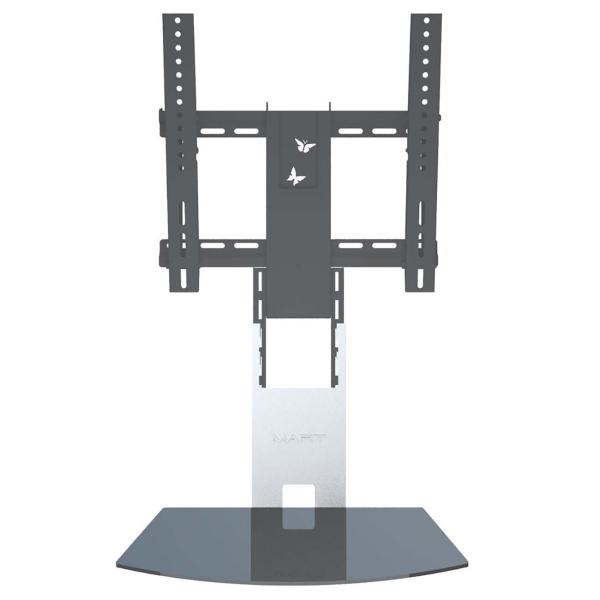 Пристенная стойка для ТВ с кронштейном Mart Soprano (1255451)