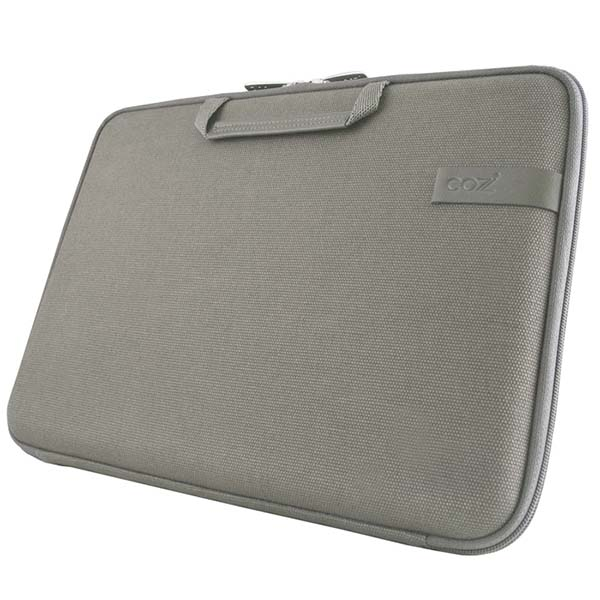 Кейс для MacBook Cozistyle Smart Sleeve CANVAS Neutral Gray серого цвета