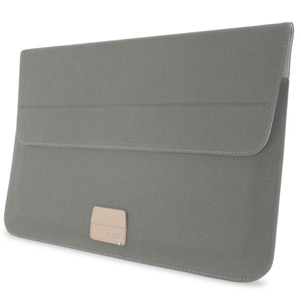 Кейс для MacBook Cozistyle Canvas Stand MacBook Air 13 Ivy Green темно-зеленого цвета