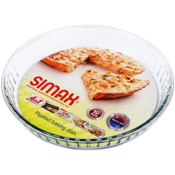 Форма для выпекания (стекло) Simax 28см (6556)