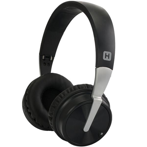 Наушники Bluetooth с MP3 Harper — HB-418 Black