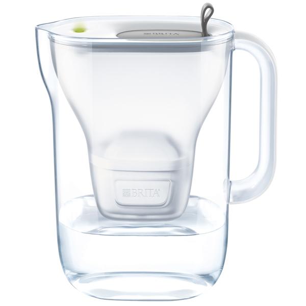Фильтр для очистки воды Brita Style MAXTRA+ LED Grey