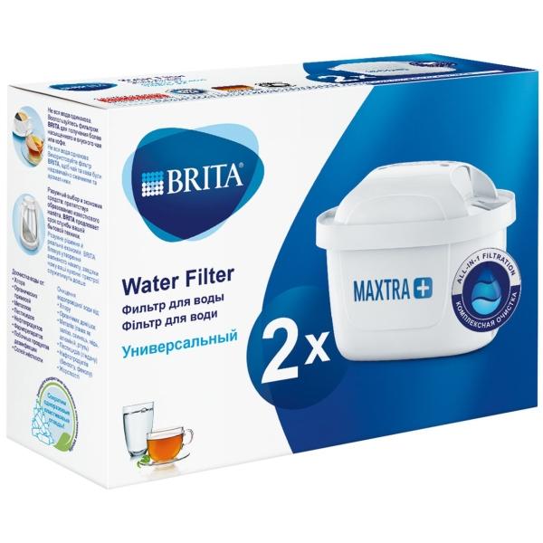 Картридж к фильтру для очистки воды Brita Maxtra+ 2шт.