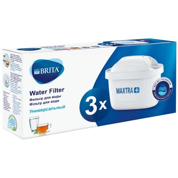 Картридж к фильтру для очистки воды Brita Maxtra+ 3 шт.