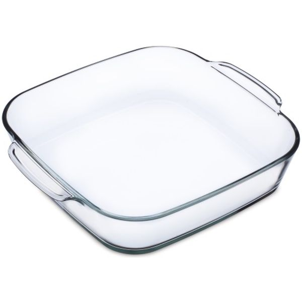 Форма для выпекания (стекло) Simax 21см (7286)