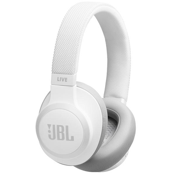 Наушники Bluetooth JBL — Live 650BTNC White