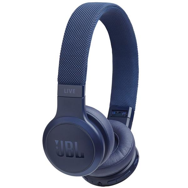 Наушники Bluetooth JBL Live 400BT Blue