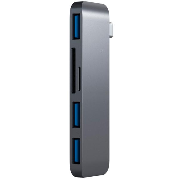 Переходник Satechi USB Hub (ST-TCUHM)