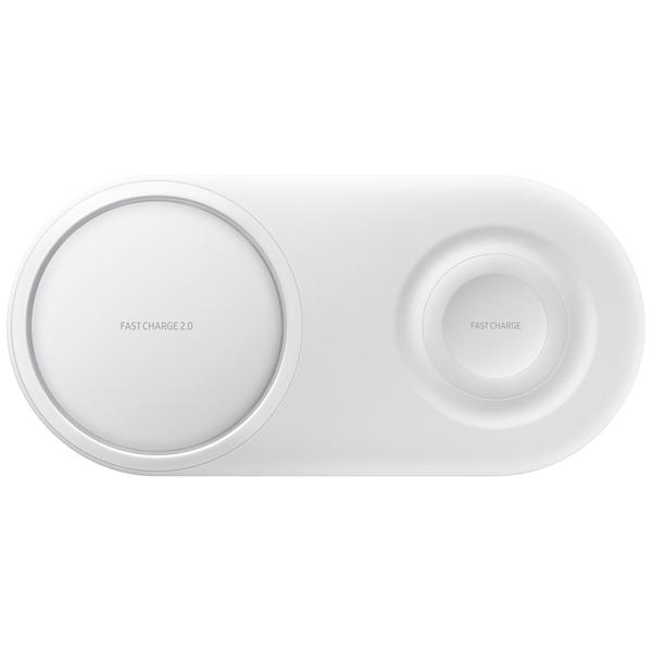 Купить Беспроводное зарядное устройство Samsung EP-P5200 White Fast Charge в каталоге интернет магазина М.Видео по выгодной цене с доставкой, отзывы, фотографии - Москва