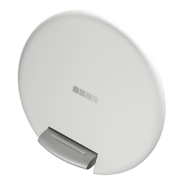Беспроводное зарядное устройство InterStep QI + СЗУ QuickCharge 10W White