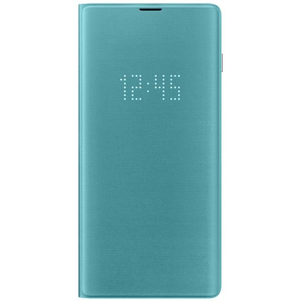 Чехол Samsung — View Cover для Galaxy S10+, Green
