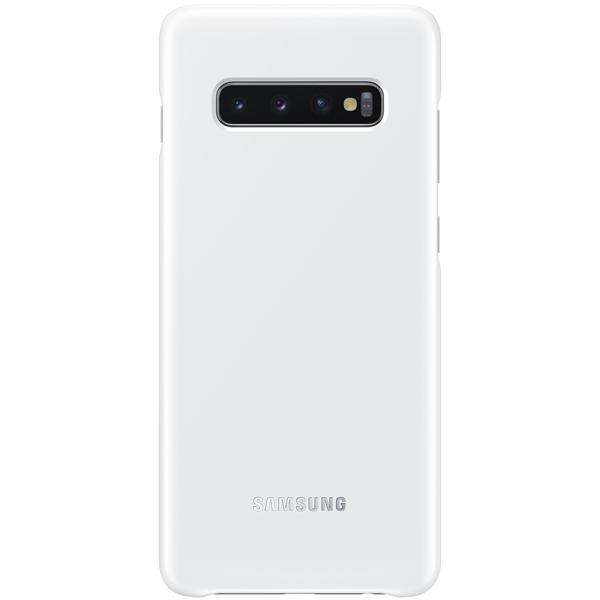 Чехол Samsung Cover для Galaxy S10+, White