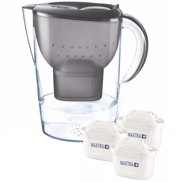 Фильтр для очистки воды Brita Marella XL Maxtra+ Graphite