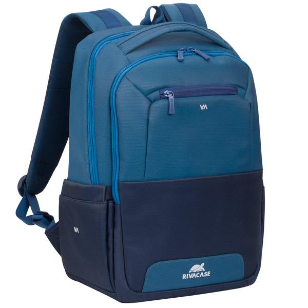 """Рюкзак для ноутбука RIVACASE — 7767 15.6"""" Blue/Aquamarine"""