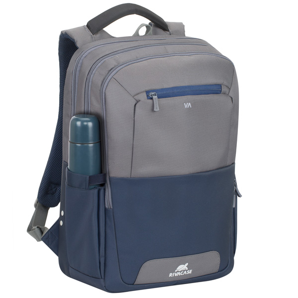 "Рюкзак для ноутбука RIVACASE — 7777 17.3"" Blue/Grey"