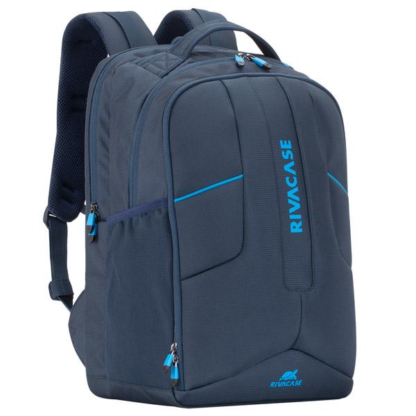 "Рюкзак для ноутбука RIVACASE 7861 17.3"" Dark Blue"
