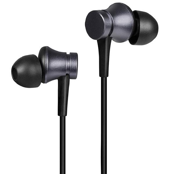 Наушники внутриканальные Xiaomi — Mi Earphones Basic Black