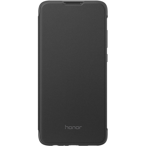 Чехол для сотового телефона Honor 10 Lite Flip Cover Black (51992804)