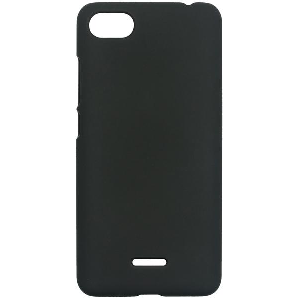 Чехол для сотового телефона InterStep ST-Case для Xiaomi Redmi 6A, Black