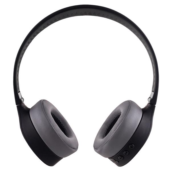 Наушники Bluetooth Rombica — MySound BH-08 Black (BT-H010)