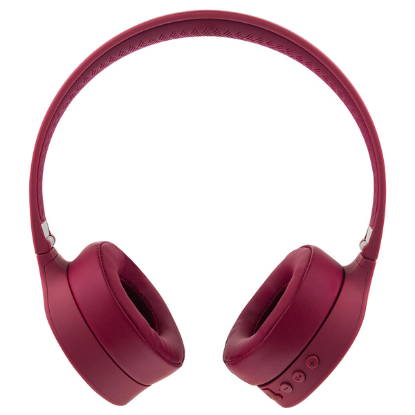 Наушники Bluetooth Rombica — MySound BH-08 Cherry (BT-H011)