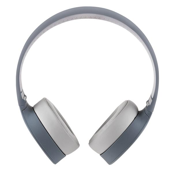 Наушники Bluetooth Rombica — MySound BH-08 Gray (BT-H012)