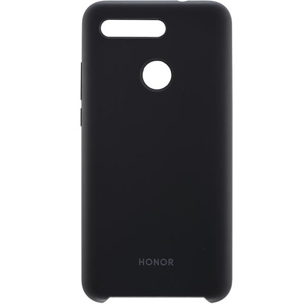 Чехол для сотового телефона Honor View 20 Silicon Case, Black