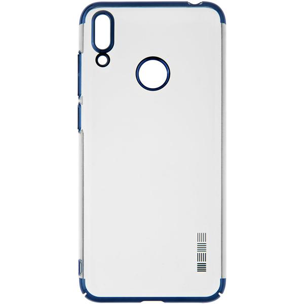 Чехол InterStep — Decor ADV для Huawei Y6 2019 Blue