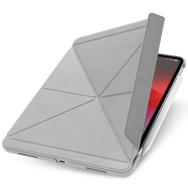 "Чехол Moshi VersaCover for iPad Pro 11"" Gray (99MO056011) серого цвета"
