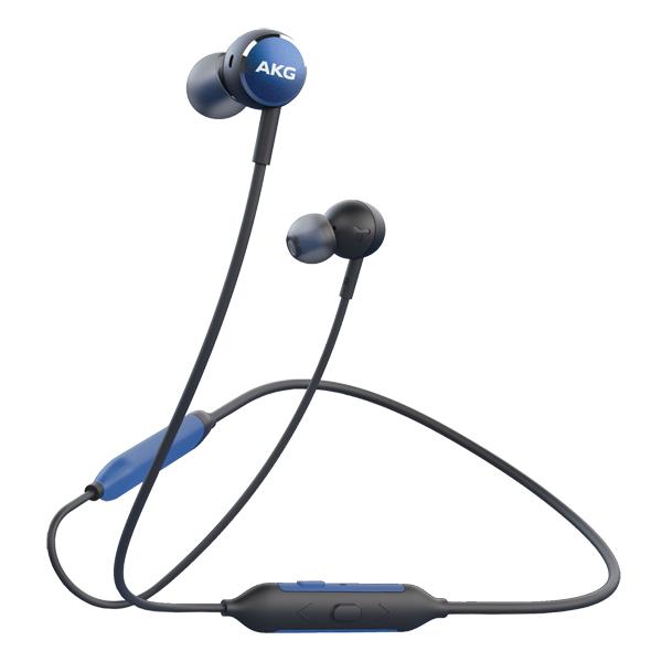 Наушники Bluetooth AKG — Y100 Blue