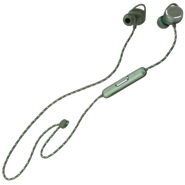 Наушники Bluetooth AKG — N200 Green