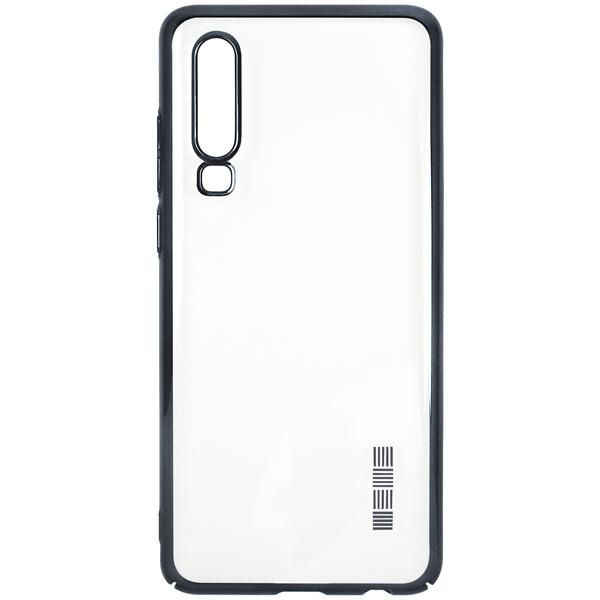 Чехол InterStep — Decor New ADV д/Huawei P30, Black