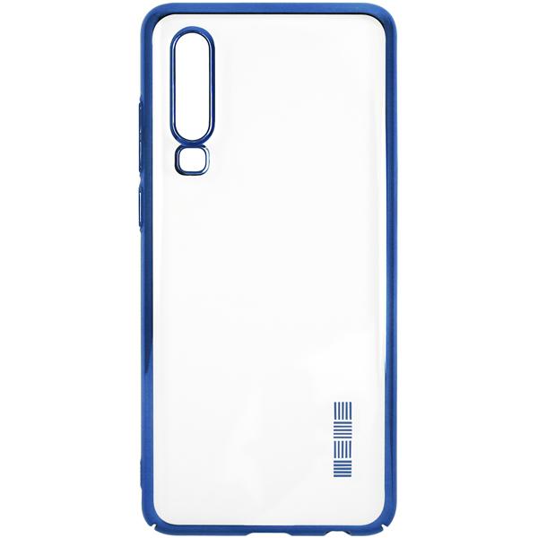 Чехол InterStep — Decor New ADV д/Huawei P30, Blue