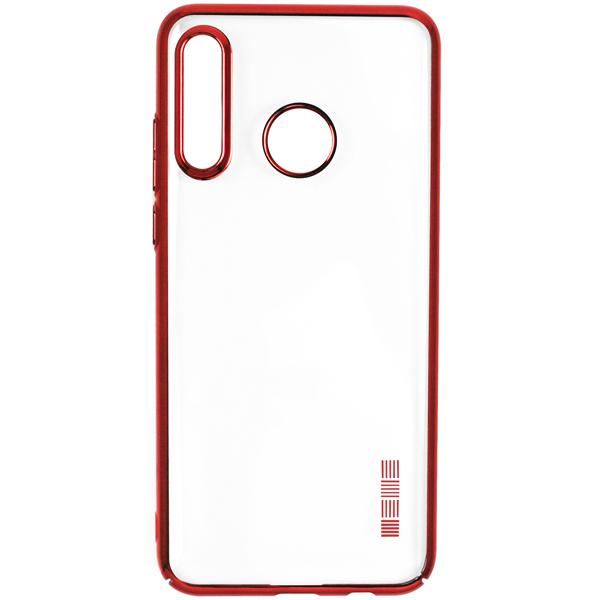 Чехол для сотового телефона InterStep Decor New ADV д/Huawei P30 Lite,Red