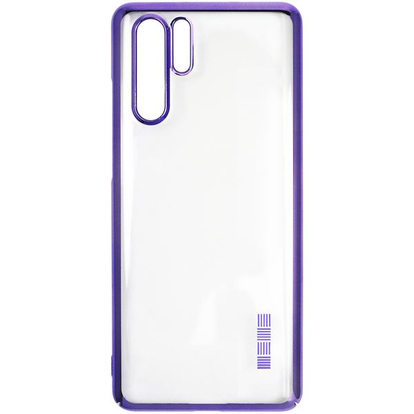 Чехол InterStep — DecorNewADV д/Huawei P30 Pro,Violet