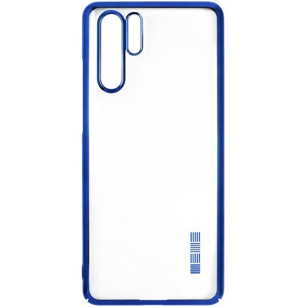 Чехол InterStep — Decor New ADV д/Huawei P30 Pro,Blue