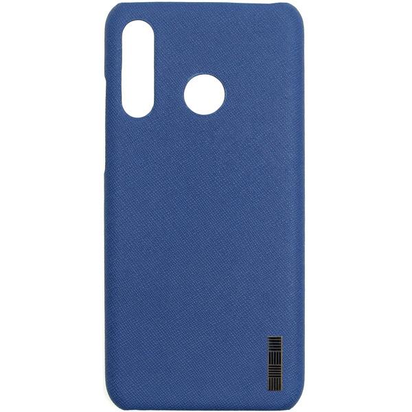Чехол InterStep — Shugra ADV д/Huawei P30 Lite, Blue