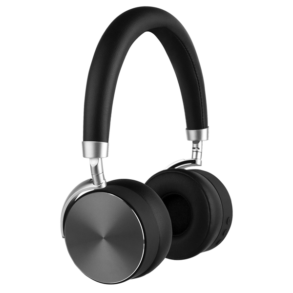 Наушники Bluetooth Rombica Mysound BH-12 Black (BT-H015)