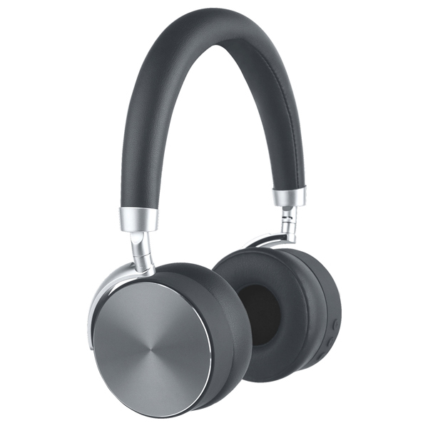 Наушники Bluetooth Rombica Mysound BH-12 Gray (BT-H017)