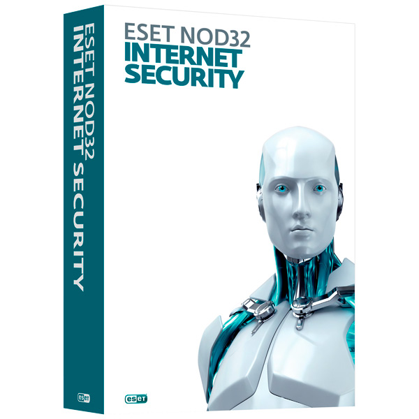 Антивирус ESET NOD32 Internet Security на 1 год на 1ПК