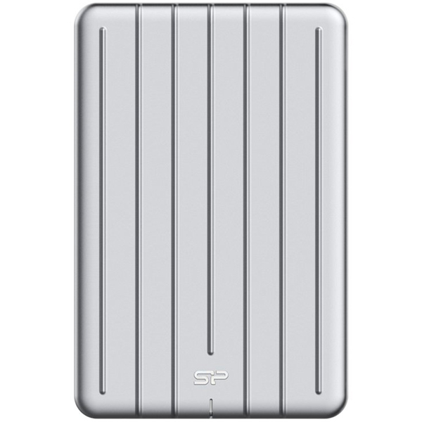 Внешний диск SSD Silicon Power 120GB Bolt B75 Silver