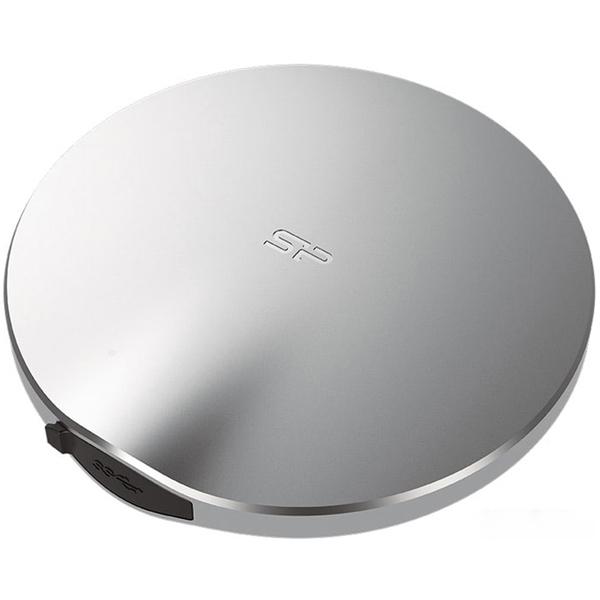 Внешний диск SSD Silicon Power 240GB Bolt B80 Silver
