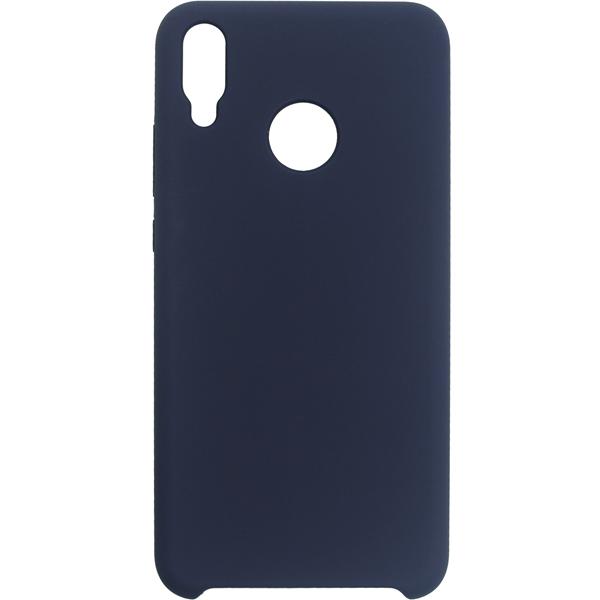 Чехол для сотового телефона InterStep Soft-Touch ADV для Honor 8X, Blue