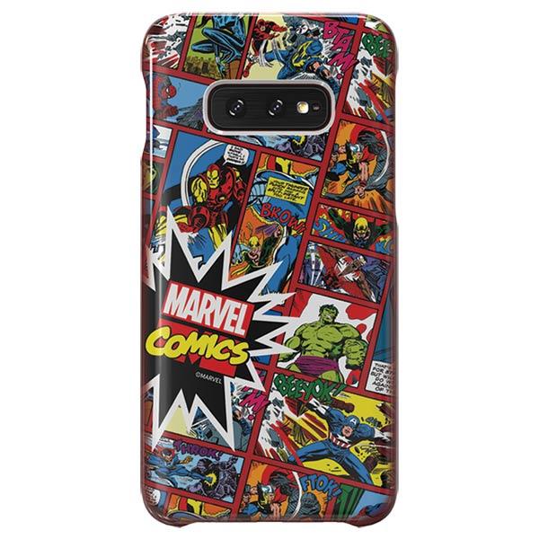 Чехол Samsung Marvel Comics для Galaxy S10E, Red красный