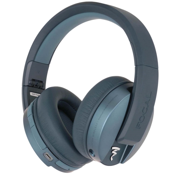 Наушники Bluetooth Focal — Listen Wireless Chic Blue