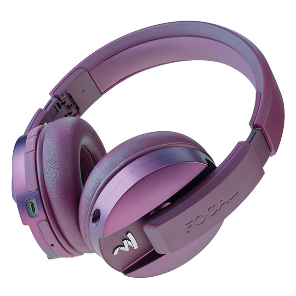 Наушники Bluetooth Focal — Listen Wireless Chic Purple
